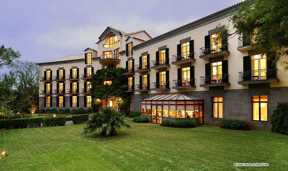 Castle Hotel Hotels Stay In A Luxury 5 Star Dlw Official Site Funchal