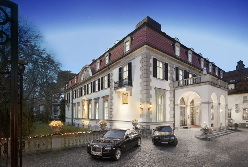 fünf sterne hotels berlin